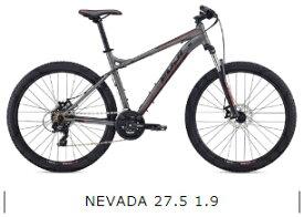 2020モデル Fujiフジ NEVADA 27.5 1.9