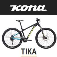 2018年モデル KONA コナ TIKA ティカ