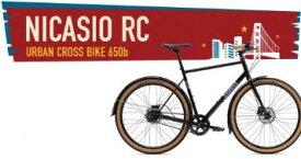 MARINBIKES マリンバイク 2019年モデル NICASIO RC ニカシオRC