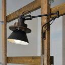 アーム1灯スポットライト スチールと天然木の組み合わせ モダンで高級感のあるライト 壁掛け リビング 廊下 寝室 デス…