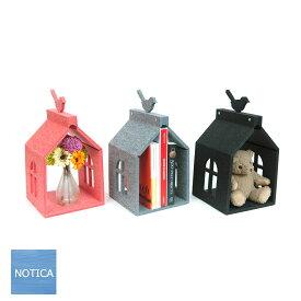 【日本製】AT HOME-Bird アットホーム バード abode 硬質フェルト材 フェルト製のかわいい小物 軽くて丈夫な加工フェルト 世界的に人気のフェルト素材 国産