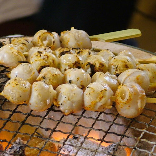 【お試し送料無料】奥能登の漁師町でむかしから食べられてきた能登の珍味「いかとんび(いかの口)」いかとんび串