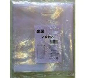 PE米袋厚手10枚入り10kg用0.1mmX340mmX560mm