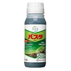 バスタ液剤 500ml除草剤