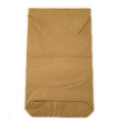 クラフト米袋(無地) 紐付き 5kg 1枚