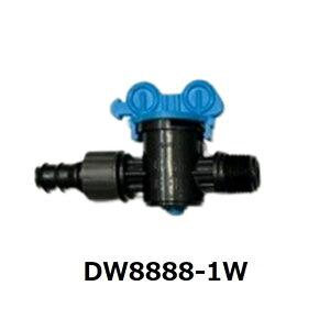 恵水用ボールコックネジツキ 1/2 DW8888-1W 180149(13mm塩ビ管用)