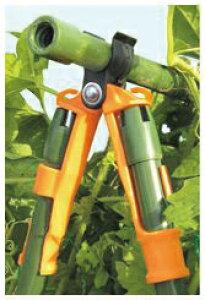 棚ッカー 口径11mm用 3個入パック(合掌型 つるもの用棚 接続部材 部品 パーツ 農業資材 園芸用支柱 農業用 園芸支柱 家庭菜園 園芸用品 第一ビニール 支柱用 合掌棚 いんげん キュウリ ゴーヤ