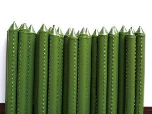 オリジナル鋼管竹 径20mm×長さ210cm 50本 直送品 (園芸用 支柱 園芸用支柱 園芸支柱 ガーデニング トマト イボ竹 農業支柱 鋼管支柱 農業用支柱 園芸用品 農業資材 家庭菜園 農業用品 園芸 農