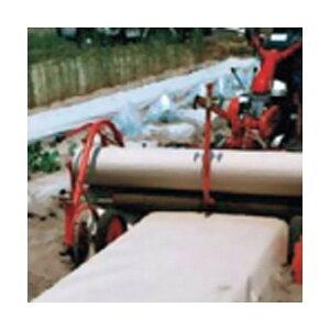 畑用紙マルチ 無孔黒X幅95cmX長さ20m×厚さ0.15〜0.2mm(エンボス加工)3本セット(雑草防止シート マルチフィルム 害虫 雑草対策 黒マルチ フィルム マルチング マルチシート 農業用マルチ マルチ