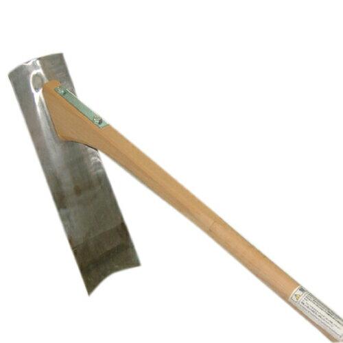 大正鍬 ステンレス製 4尺長柄