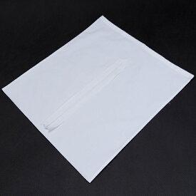 納骨袋 無地 【50枚セット】 天然綿100% しっかり厚手・高密度タイプ・粉骨もこぼれない 高密度白綿生地製 個包装品 法人対応 大量注文対応