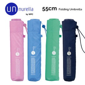 【Wpc】 晴雨兼用傘 折りたたみ傘 超撥水傘 UV遮蔽率99% アンヌレラ mini 55cm w.p.c ワールドパーティー