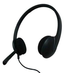 【ロジクール】USBヘッドセットH340