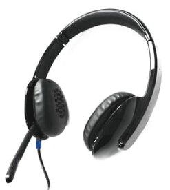 高性能機器 テレビレッスン対応[ロジクール]USBヘッドセット H540Rヘッドセットの決定版!質の高い音声を届ける!