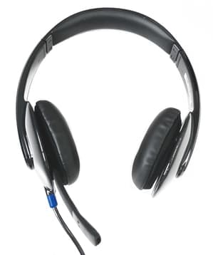 [ロジクール]USBヘッドセットH540R