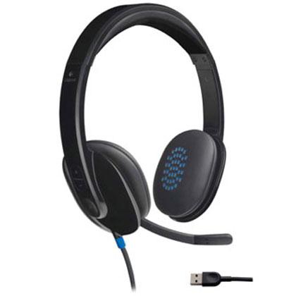 高性能機器 テレビレッスン対応[ロジクール]USBヘッドセット H540ヘッドセットの決定版!質の高い音声を届ける!