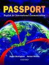 英語教材 英語書籍PASSPORT STUDENT BOOK活きた英語を学ぶためのスーパーテキスト!英会話の苦手意識も、この一冊で克服!