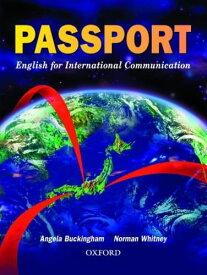 英語教材 英語書籍PASSPORT STUDENT BOOK活きた英語を学ぶためのスーパーテキスト!英会話の苦手意識も、この一冊で克服!本気で英語を学びたい方にぜひおすすめです!