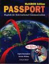 英語教材 英語書籍PASSPORT STUDENT BOOK -MultiROM Edition-実用的な英語表現が学べる!英会話に強いスーパーテキスト!