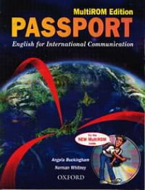 英語教材 英語書籍PASSPORT STUDENT BOOK -MultiROM Edition-実用的な英語表現が学べる!英会話に強いスーパーテキスト!英語力向上を目指す、すべての方へおすすめします!