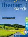 ドイツ語教材 輸入版本格テキスト『Themen Aktuell 1 LEKTION 6-10』効果的にドイツ語を学ぶならこれ!ドイツ語を得意とするためのス…