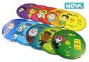 英会話 英語教材 英語 英単語 フレーズ 教育 単語 単語 NOVA 英語力アップNOVA Pockets 100 (単品DVD)英会話の初心者から上級者まで、…
