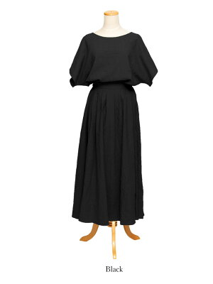 3rd(サード)リネンセットアップワンピース【4/23up_r】【送料無料】韓国韓国ファッションリネンセットアップワンピーススカート夏夏素材楽ちんおでかけコーデレディースファッション【7】