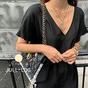 JULL-LOG(ジュローグ)レイヤードネックレスセット【8/8up_mo】韓国 韓国ファッション ボリュームネックレス レイヤー…