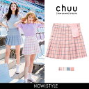 CHUU(チュー)-5 youth skirt vol.13 【4/24up_wo】【メール便120円】韓国 韓国ファッション −5歳スカート テニススカート ...