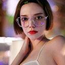 CHUU(チュー)スクエアクリアフレーム眼鏡【7/24up】韓国 韓国ファッション 眼鏡 伊達眼鏡 クリアフレーム メガネ…