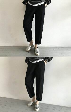 NANING9(ナンニング)ルーズフィットトレーナー【8/31up_go】韓国韓国ファッショントレーナー無地ボリュームスリーブトップスパフスリーブルーズフィットカジュアル秋ナンニングレディース【5】