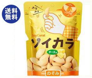 【送料無料】大塚製薬 ソイカラ(SoyCarat) チーズ味 27g×18袋入 ※北海道・沖縄は別途送料が必要。
