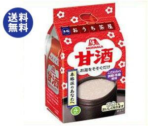 送料無料 森永製菓 甘酒 4袋×10袋入 ※北海道・沖縄は配送不可。