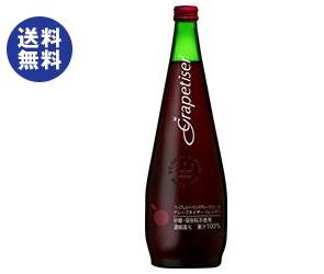 【送料無料】リードオフジャパン グレープタイザー(レッド) 750ml瓶×12本入 ※北海道・沖縄は別途送料が必要。