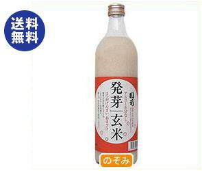 国菊発芽玄米あまざけ(甘酒)720ml瓶×6本入