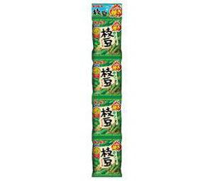 送料無料 ギンビス 枝豆ノンフライ焼き4連 52g(13g×4)×12個入 ※北海道・沖縄は配送不可。