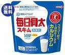 【送料無料】【2ケースセット】雪印メグミルク 毎日骨太スキム【特定保健用食品 特保】 200g×12袋入×(2ケース) ※北…