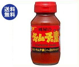 【送料無料】【2ケースセット】桃屋 キムチの素 190g瓶×12本入×(2ケース) ※北海道・沖縄は別途送料が必要。