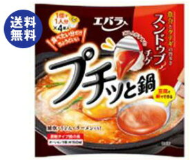 【送料無料】【2ケースセット】エバラ食品 プチッと鍋 スンドゥブチゲ 40g×4個×12袋入×(2ケース) ※北海道・沖縄は別途送料が必要。