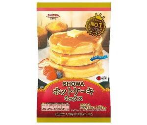 送料無料 昭和産業 (SHOWA) ホットケーキミックス 600g(200g×3袋)×20袋入 ※北海道・沖縄は配送不可。