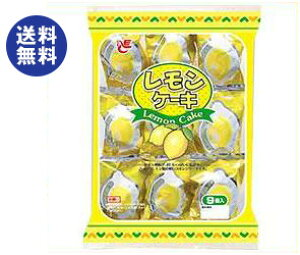 【送料無料】エースベーカリー レモンケーキ 9個×8袋入 ※北海道・沖縄は別途送料が必要。