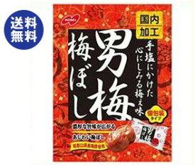 【送料無料】【2ケースセット】ノーベル製菓 男梅梅ぼし 52g×6袋入×(2ケース) ※北海道・沖縄は別途送料が必要。