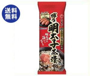 送料無料 大森屋 かねふく明太子茶漬 6袋×10袋入 ※北海道・沖縄は配送不可。