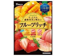 【送料無料】カンロ フルーツリッチキャンディ 70g×6袋入 ※北海道・沖縄は別途送料が必要。