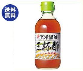 【送料無料】ヒガシマル醤油 三杯酢 200ml瓶×12本入 ※北海道・沖縄は別途送料が必要。
