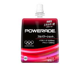 送料無料 コカコーラパワーエイド フルパワーショット 180gパウチ×24本入 ※北海道・沖縄は配送不可。