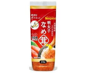 送料無料 ナガノトマト 明太子なめ茸 ボトル入り 270g×10本入 ※北海道・沖縄は配送不可。