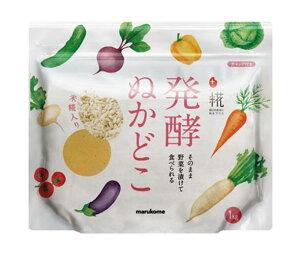 送料無料 マルコメ プラス糀 発酵ぬかどこ 1kg×6袋入 ※北海道・沖縄は配送不可。