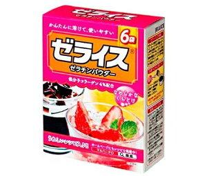 送料無料 マルハニチロ ゼライス (5g×6)×10個入 ※北海道・沖縄は配送不可。