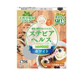送料無料 【2ケースセット】日本リコス ステビアヘルス ホワイト 170g袋×6袋入×(2ケース) ※北海道・沖縄は配送不可。